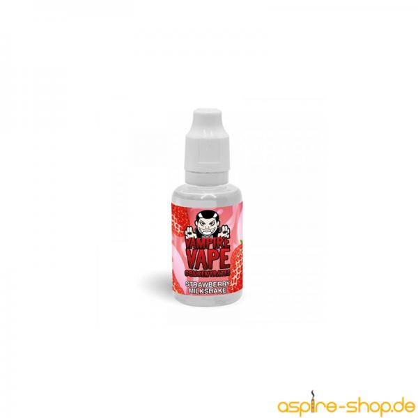 Aroma Strawberry Milkshake Vampire Vape 30ml