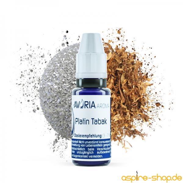 Aroma Platin Tabak Avoria 12ml