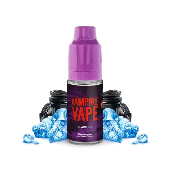 Liquid Black Ice Vampire Vape 10ml für E-Zigarette