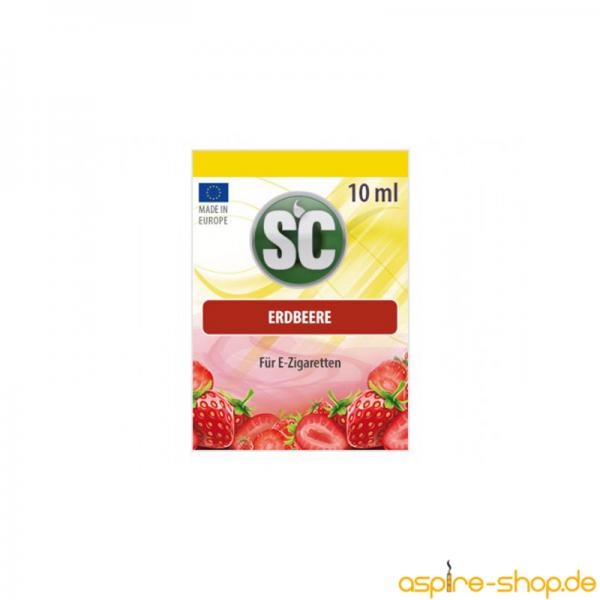 Aroma Erdbeere SC 10ml