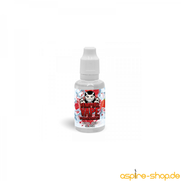 Aroma Cool Red Slush Vampire Vape 30ml