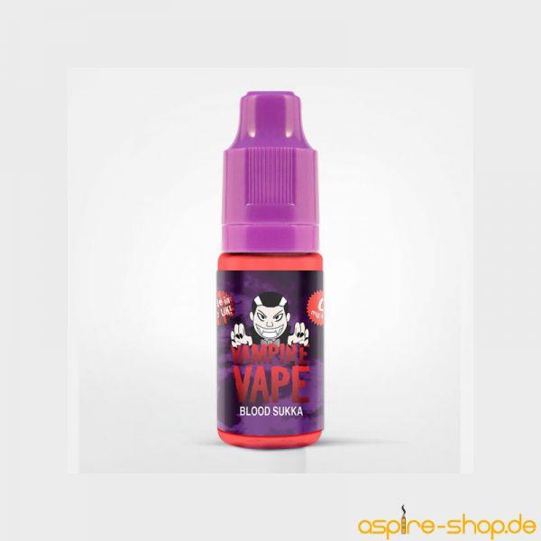 Liquid Blood Sukka Vampire Vape 10ml für E-Zigarette