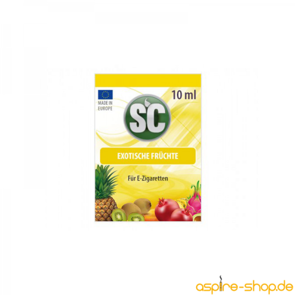 Aroma Exotische Früchte SC 10ml