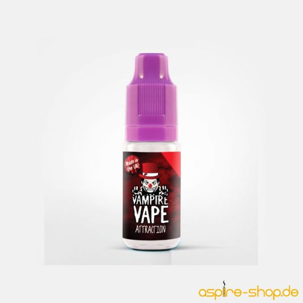Liquid Attraction Vampire Vape 10ml für E-Zigarette
