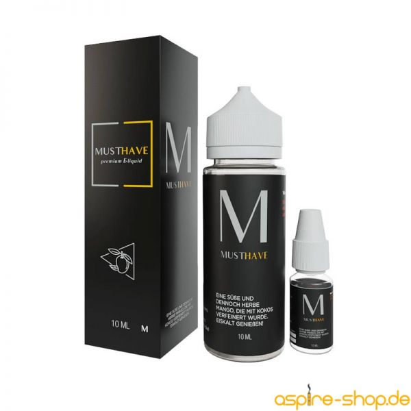 Aroma (Longfill) M Must Have 10ml