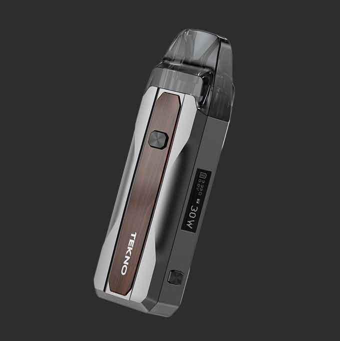 2021-05-07 | Der Tekno, das neue Podsystem von Aspire