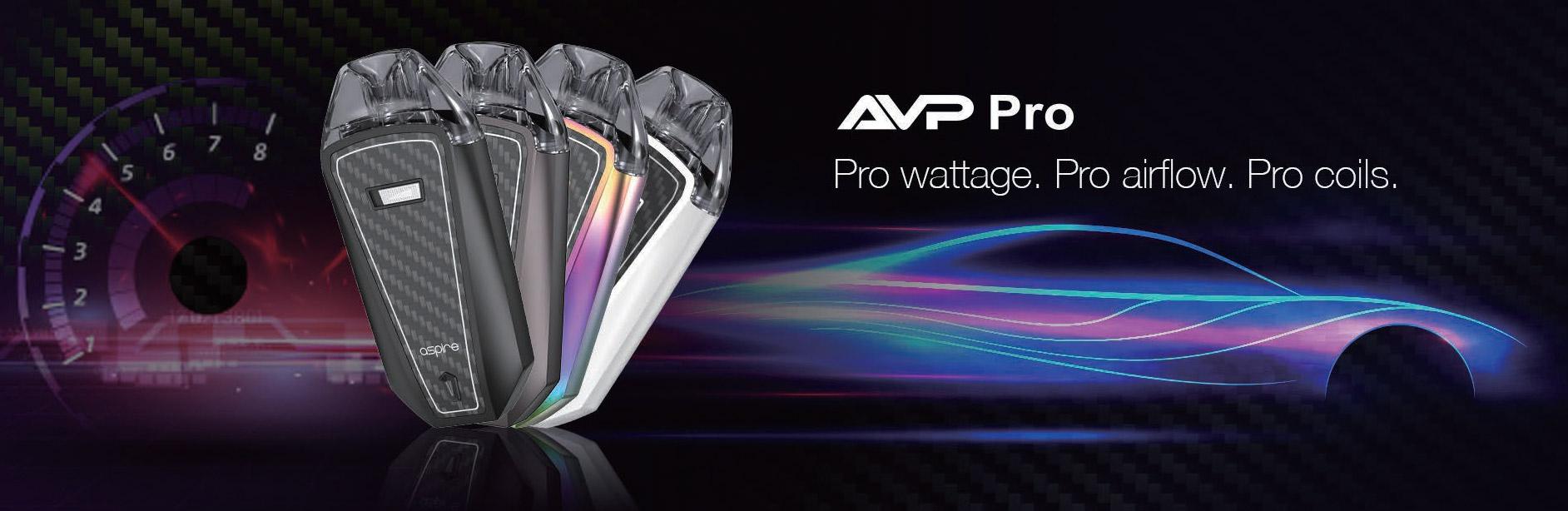 E-Zigaretten Set AVP Pro Aspire 1