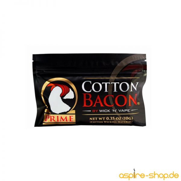 AS01196 Watte Cotton Bacon Prime Wick n Vape