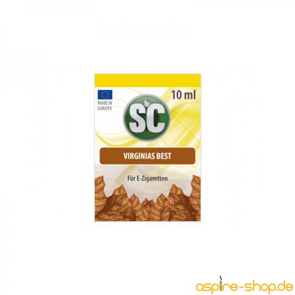 Aroma Virginias Best Tabak SC 10ml