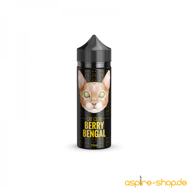 Aroma (Longfill) Cat Club - Berry Bengal 10ml von Copy Cat für eZigaretten