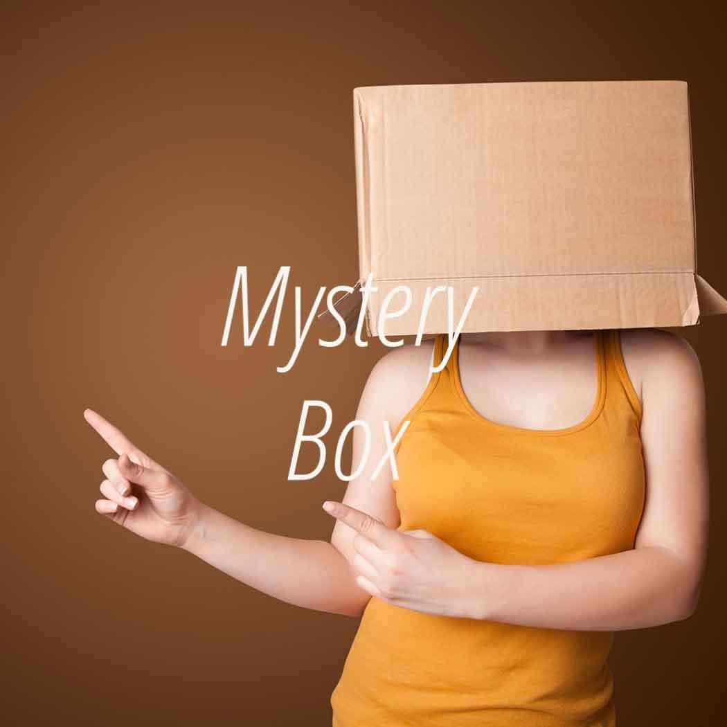 2021-05-18 | Mystery Box - lass dich überraschen