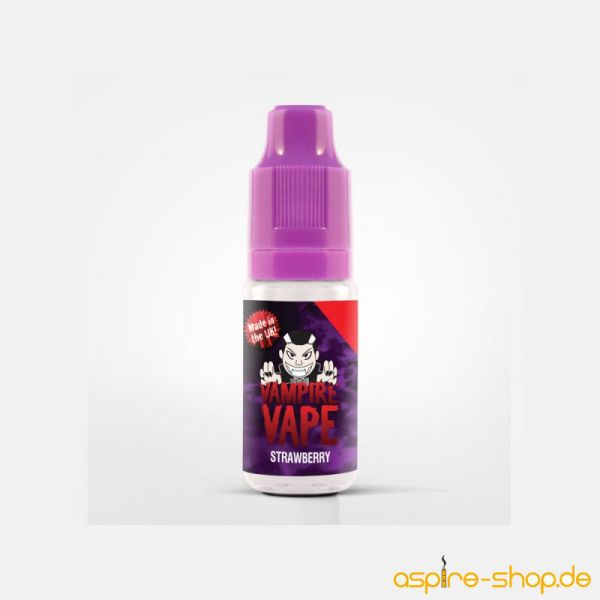 Liquid Strawberry Vampire Vape 10ml für E-Zigarette