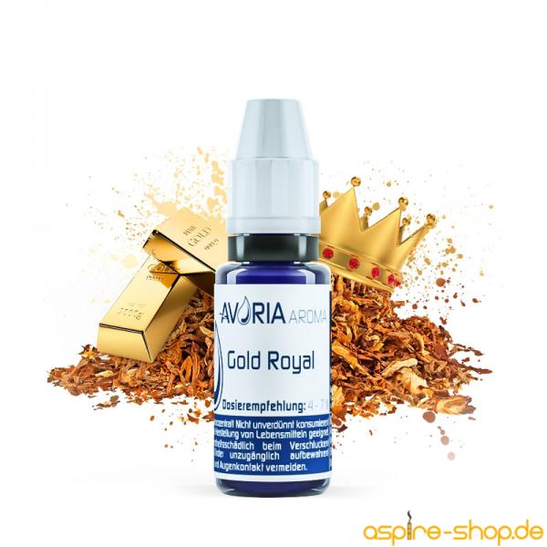 Aroma Gold Royal Avoria 12ml
